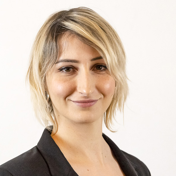 Candidata Veronica Gamper