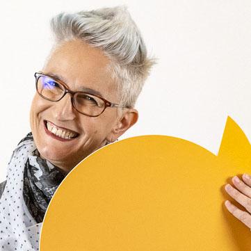 Flavia Frigotto Assessora e Candidata Trento Futura
