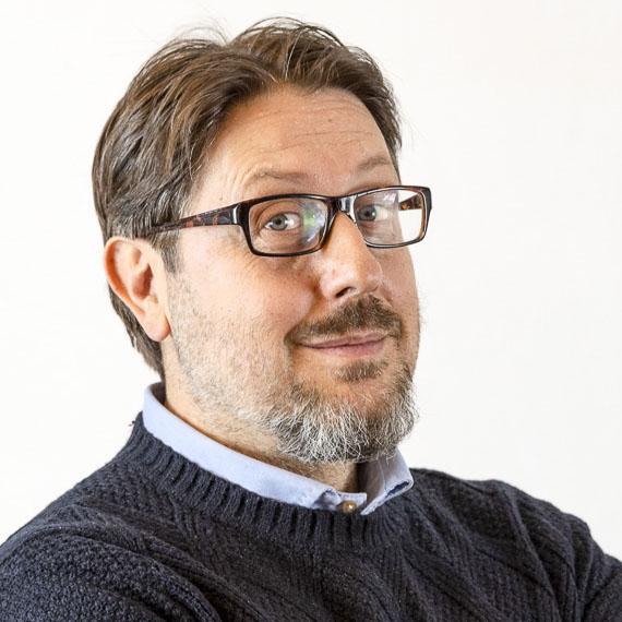 Candidato e assessore Corrado Bungaro