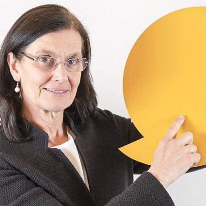 Silvia Defrancesco Candidata Trento Futura