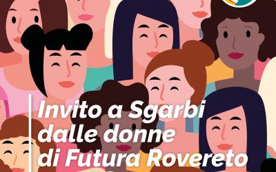 Invito a Sgarbi dalle Donne di Futura Rovereto