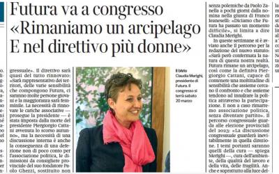 """Futura va a congresso """"Rimaniamo un arcipelago e nel direttivo più donne"""""""