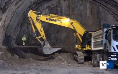 Cantiere tunnel Loppio Busa: preoccupazione per le condizioni di lavoro degli operai. La provincia intervenga.