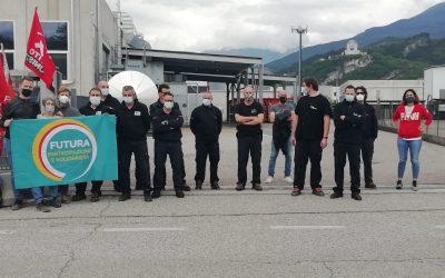 Futura a fianco dei lavoratori e delle lavoratrici della SICOR